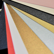300gsm Double Sided Pearl, Pearlescent, Pearlised Card Stock, Choose Colour, Qty and Size